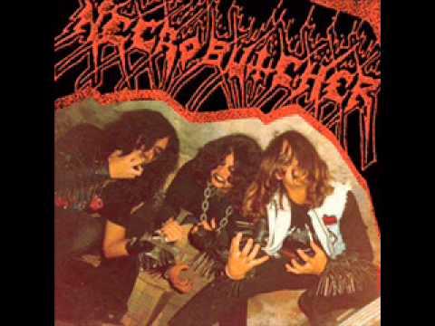 Necrobutcher - Blood Vomit (Necrovomit cover)