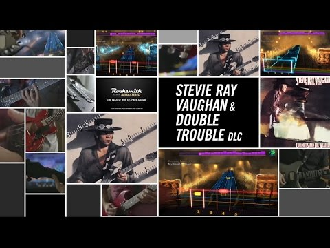 Rocksmith 2014 Edition DLC  Stevie Ray Vaughan  Double Trouble