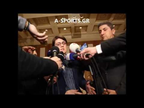 Video - Προβληματισμός σε FIFA/UEFA για τα γεγονότα στο Ηράκλειο