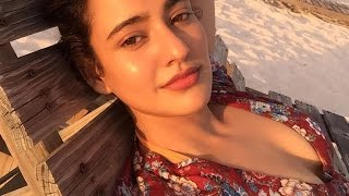 Cute Bollywood Actress Neha Sharma, did a pregnant lady role in Tum Bin 2, she had been through a lot of trouble while shooting ...