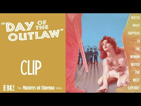 DAY OF THE OUTLAW (1959) (Masters Of Cinema) - Clip From Film
