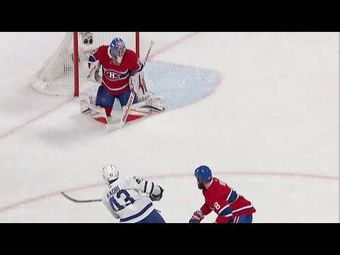 Video: Gotta See It: Maple Leafs score twice on Canadiens in just 37 seconds