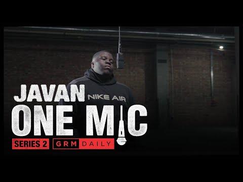 Javan – One Mic Freestyle   GRM Daily