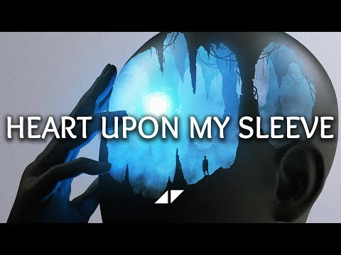 Avicii, Imagine Dragons ‒ Heart Upon My Sleeve (Lyrics)