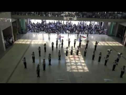 ザ・ワールド・オブ・ブラス2014 野田市立第一中学校