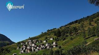 Premaniga, Laghi di Deleguaggio, Pizzo Alto