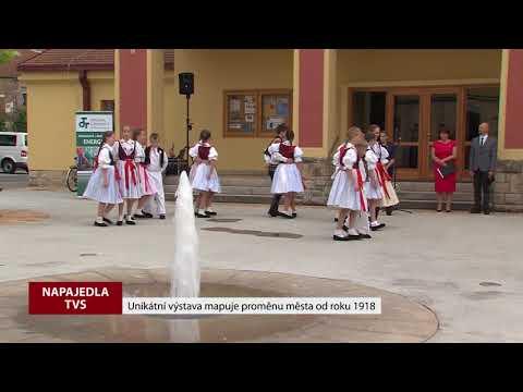 TVS: Napajedla - Výstava ke 100 letům ČSR