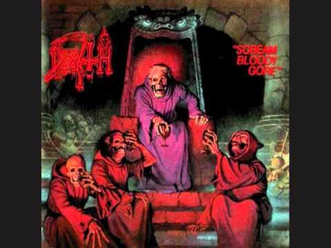 Tekst piosenki Death - Sacrificial po polsku