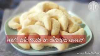 Video paso a paso: Cómo hacer medialunas de manteca