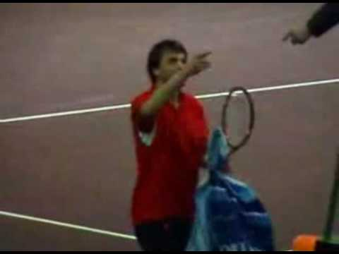 ivanisevic - i download this from another web site,but he was before here on your tube.