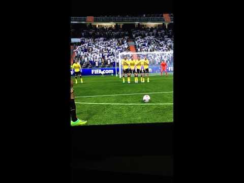 FiFa 12 // En LignE // Real Madrid VS Dortmund Final Score 2-1