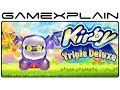 Kirby: Triple Deluxe - All Circus Kirby Fake Scenery (Easter Egg)