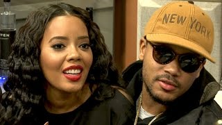 Video Angela Simmons and Romeo Interview at The Breakfast Club Power 105.1 (01/08/2016) MP3, 3GP, MP4, WEBM, AVI, FLV Mei 2018