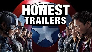 Video Honest Trailers - Captain America: Civil War MP3, 3GP, MP4, WEBM, AVI, FLV Februari 2019