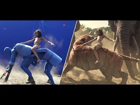 Mowgli: Legend of the Jungle - VFX Breakdown by Rodeo FX