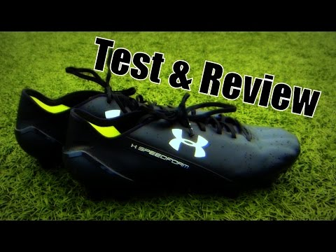 Under Armour Speedform CRM | Test and Review Video