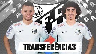 Nico Lopez e Valdivia no Santos FC em 2017? Os 2 poderiam vir por empréstimo, vejam o vídeo! Nossa página no facebook,...