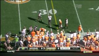 Mychal Rivera vs Georgia & Missouri (2012)