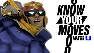 Captian Falcon is a FRAUD! – Know your moves