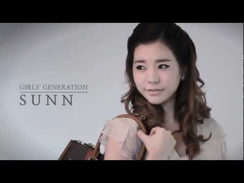 SNSD SUNNY J.ESTINA Promotion Video