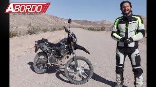 5. Kawasaki KLX250 2018 - Prueba A Bordo Completa