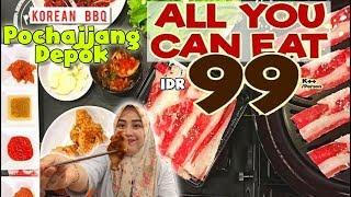 Download Video All You Can Eat !! di Pochajjang Depok Makan daging sepuasnya hanya 99 ribuan MP3 3GP MP4