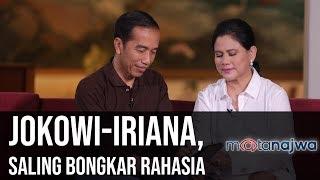 Video Rahasia Keluarga Jokowi: Jokowi-Iriana, Saling Bongkar Rahasia (Part 3) | Mata Najwa MP3, 3GP, MP4, WEBM, AVI, FLV Maret 2019