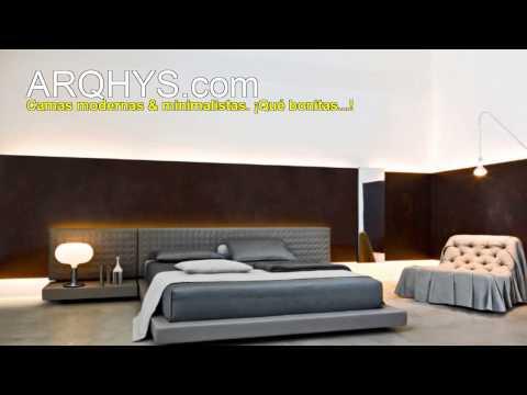Cabeceras modernas juveniles videos videos - Camas juveniles modernas ...