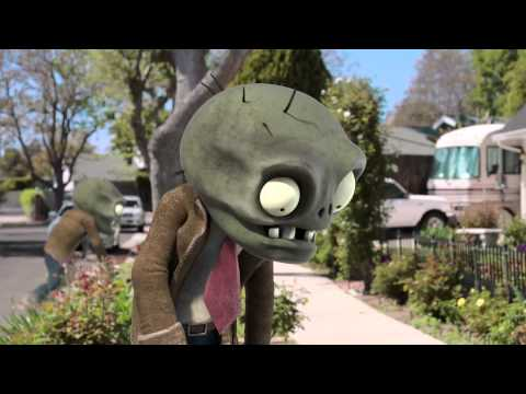 popcap - PopCap Trailer PLANTS VS. ZOMBIES 2.