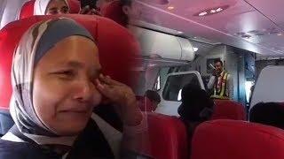 Video Momen Haru Turis Malaysia Korban Gempa Lombok Dipulangkan, Penumpang Menangis Dengar Pesan Pramugara MP3, 3GP, MP4, WEBM, AVI, FLV Agustus 2018