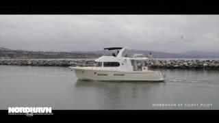NORDHAVN 56 Coastal Pilot