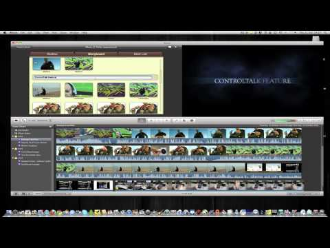 ilife - October 20th 2010 saw Apple launch their new iLife 11suite of applications. In this video I show you iMovie 11 and the new Trailers feature. Including a hand...