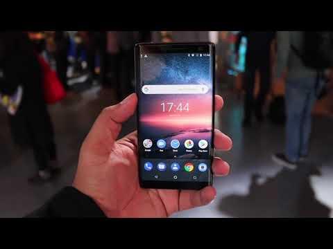 Nokia 8 siroco unboxing