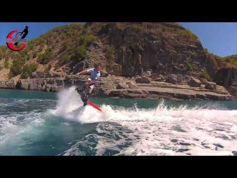 Watch video - Flyboard Pattaya (Флайборд в Паттайе)