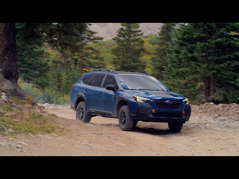 Subaru Outback Wilderness 2022