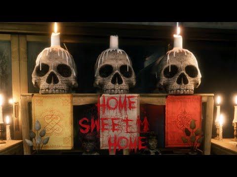 МОЙ МОЗГ В ПАНИКЕ ► Home Sweet Home #6 (видео)