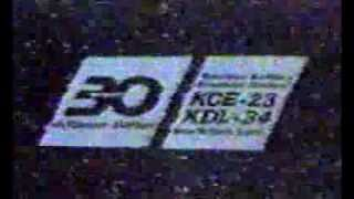 WVIT 30  New Britain CT  1984  Sign On