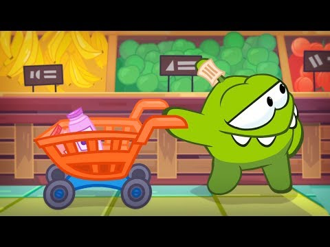 Om Nom Stories (Cut the Rope) - Video Blog - Shopping  - Makeup Tutorial - Skateboarding - Pranks