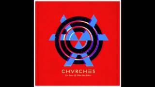 Under the Tide CHVRCHES