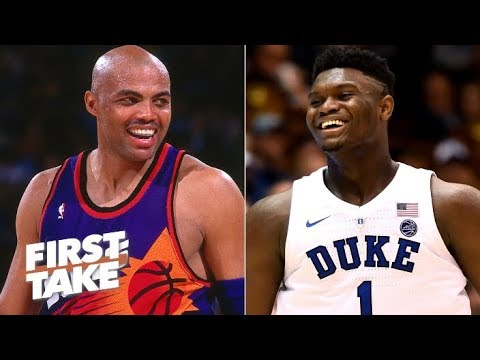 Is Charles Barkley the best Zion Williamson comparison?   First Take