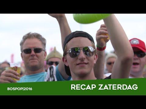 Bospop2016 | Recap zaterdag