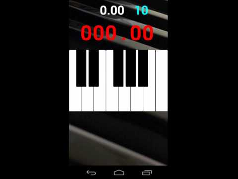 Video of Perfect Pitch For Piano Fast !