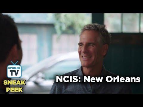"""NCIS: New Orleans 5x02 Sneak Peek 2 """"Inside Out"""""""
