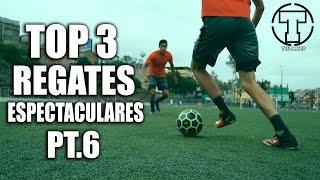 TOP 3 Jugadas de Fantasia Para Llevarte a Tu RIVAL PT. 6  Tutoriales de Futbol  Futsala