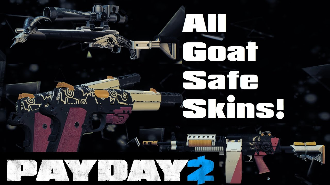 Songs in payday 2 all goat safe skins inc don pastrami hd wallpaper of this video hexwebz Gallery