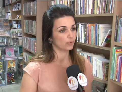 Livro O Amor nos Tempos do Ouro - TV Educar - (25-07-16)