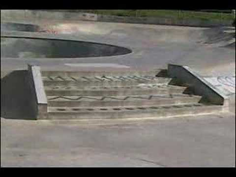TIGHT VIDEO skateboarding stairs SWITCH and nollie hardflip