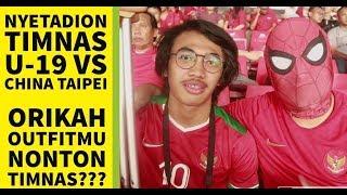 Download Video #NYETADION #TIMNASU19 vs China Taipei bahas outfitmu MP3 3GP MP4