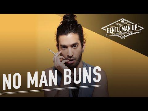 Man Buns - DeEvolution of Man