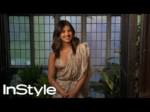Life Lessons With Priyanka Chopra Jonas | Cover Stars | InStyle